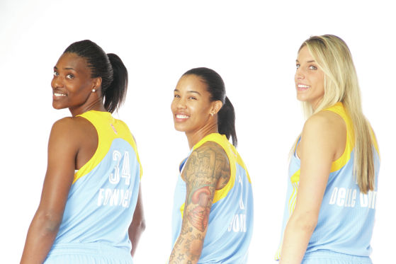 Sky to Face the Indiana in WNBA Eastern Finals