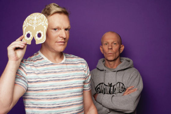 'Flame' on!: Erasure's Andy Bell on new CD, Joan Rivers