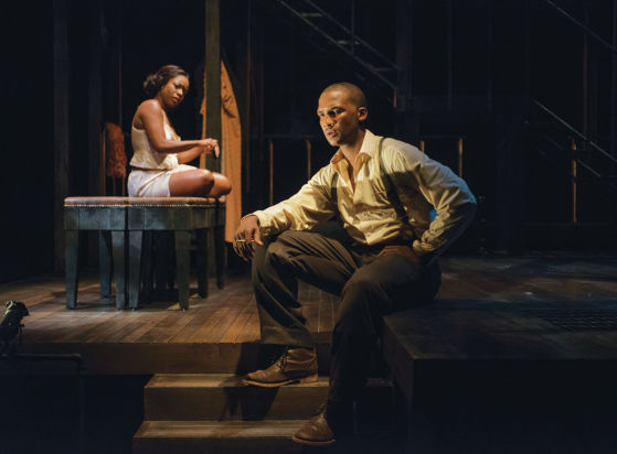 THEATER REVIEW Native Son