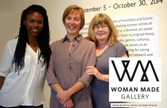 Woman Made Gallery has new executive director