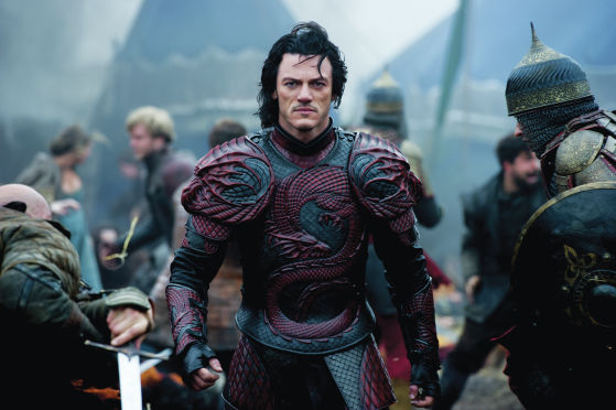 Knight at the Movies: Dracula Untold; film notes
