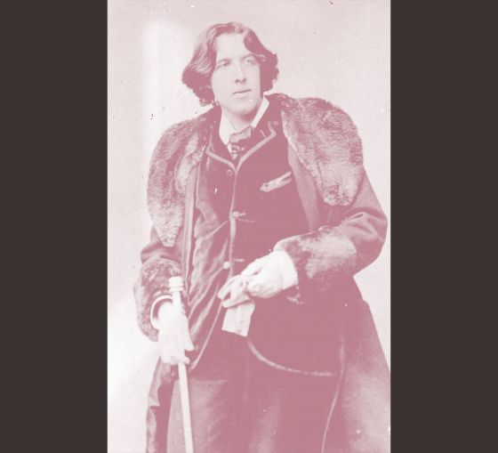 LGBT HISTORY MONTH Oscar Wilde in Chicago