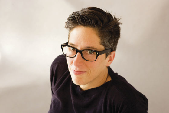 Alison Bechdel: