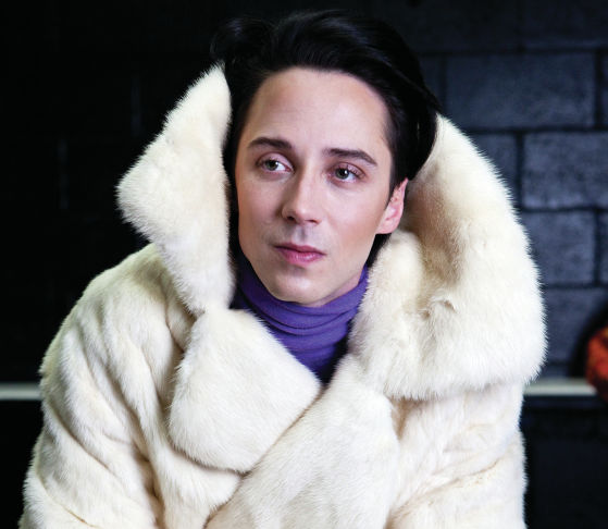 Johnny Weir: