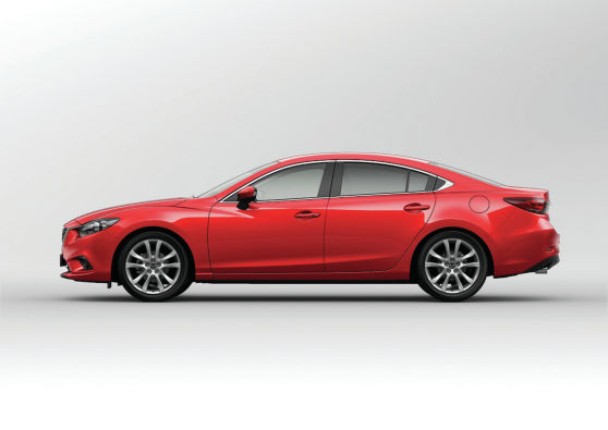 Everyone loves the 2015 Mazda6