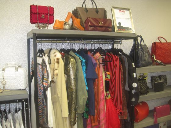 Luxury consignment spot