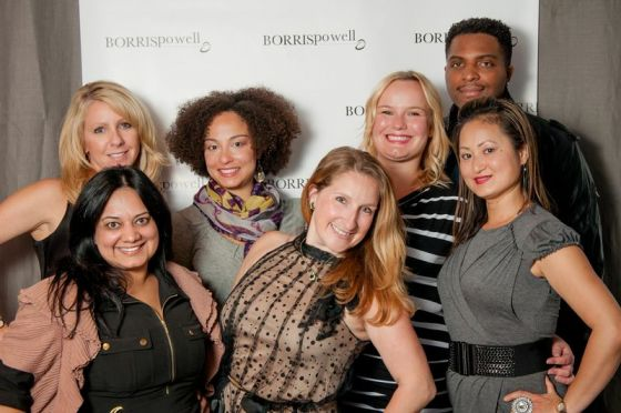 Studio opening marks fashion/film event