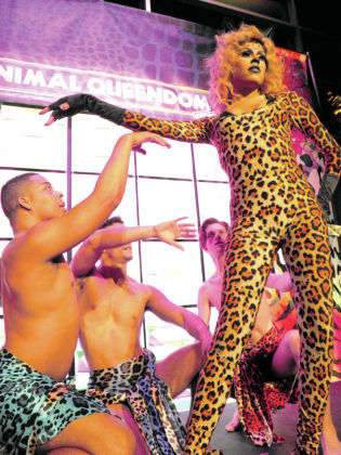 Sidetrack becomes jungle