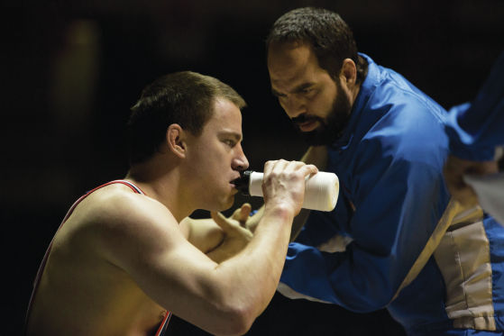 Knight at the Movies: Foxcatcher; film notes