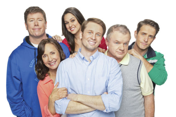 John Ritter's son plays gay character on CBS' 'The McCarthys'