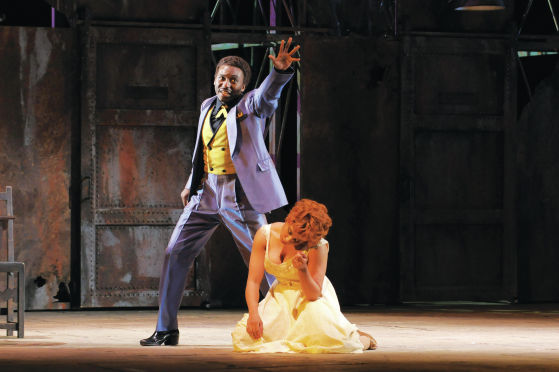 OPERA REVIEW