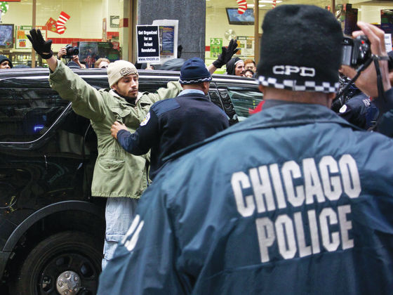 Chicago protests continue to take place