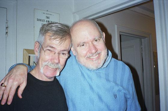 PASSAGES Stonewall veteran Danny Garvin dies