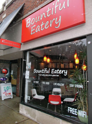 Boystown's Bountiful Eatery: Food, fitness, environment