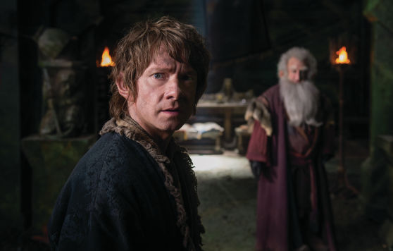 Knight at the Movies: The Hobbit; The Babadook; film notes