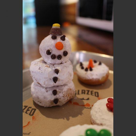 Dining news: Winter doughnuts; $260 chocolate bar