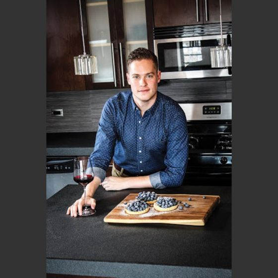 Local pastry chef prepares for'Cutthroat Kitchen'