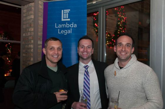 Lambda Legal hosts