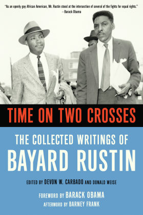 Obama part of new edition of Rustin's writings