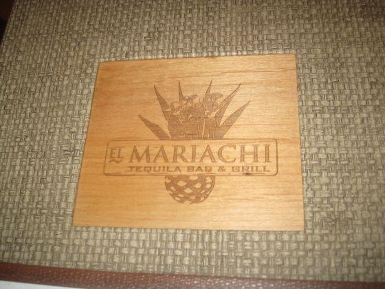 DISH: SAVOR  El Mariachi  Tequila Bar