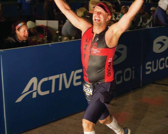 Chicago endurance athlete Hupe excels in marathon, Ironman