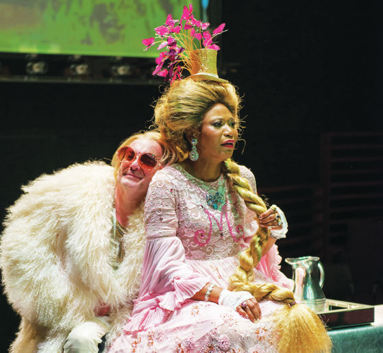 THEATER REVIEW