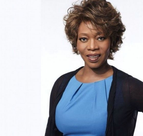 Alfre Woodard talks 'State of Affairs' before local benefit