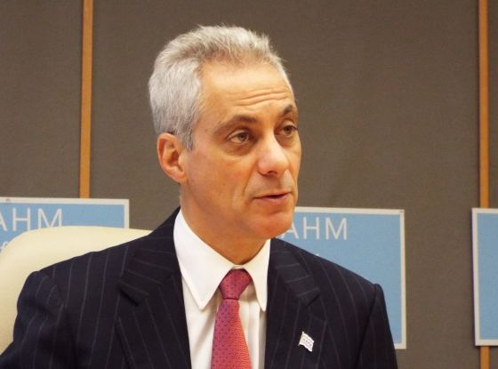 Emanuel to face Garcia in April runoff; gay Latino wins big