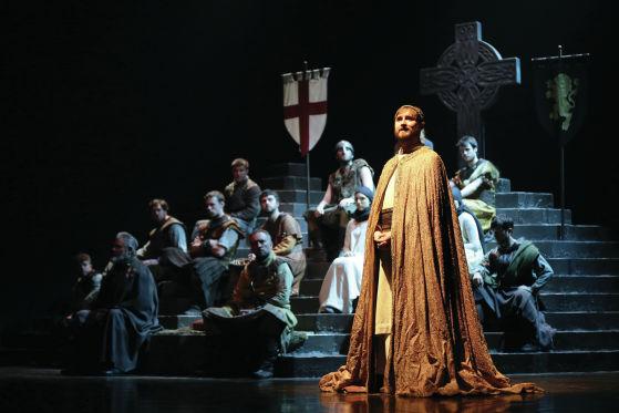 DOUBLE REVIEW Dunsinane; Macbeth