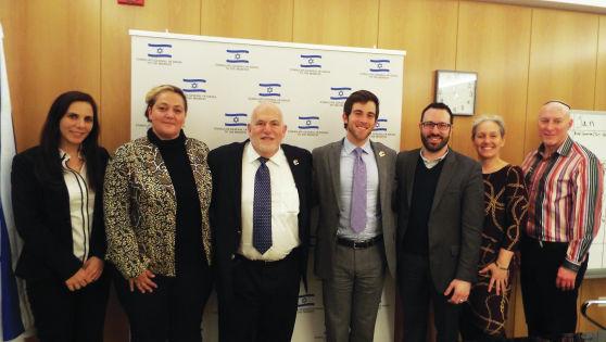 Aguda, A Wider Bridge  discuss U.S., Israeli  LGBT communities