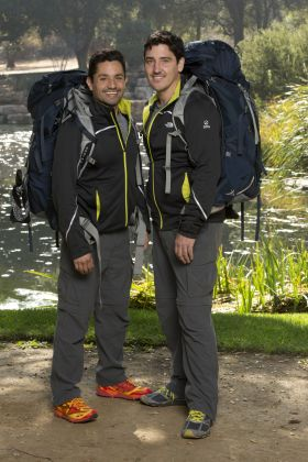 TELEVISION  New Kids' Jonathan  Knight competes on  'The Amazing Race'