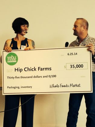 With Hip Chick Farms,
