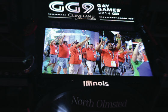 Gay Games 9:
