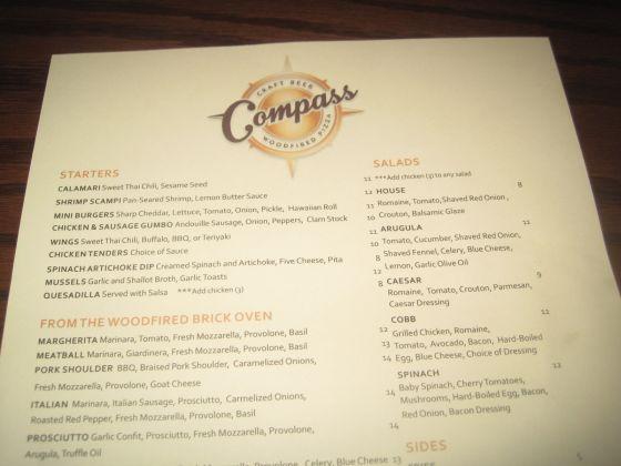 SAVOR Pinstripes brunch; Compass Bar