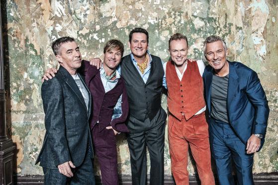 MUSIC Spandau Ballet's  frontman talks  comeback, Market Days