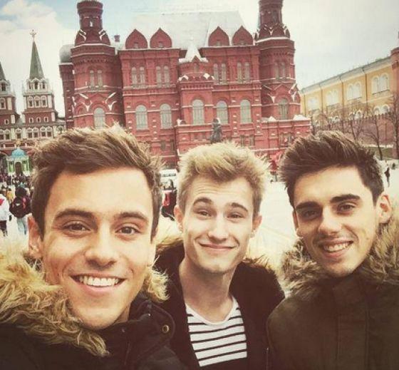 Kremlin cadets of gays