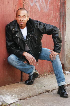 Gay HIV-positive singer lives life out loud