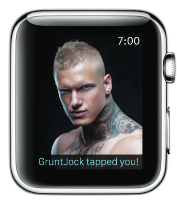 Grunt dating app to be redesigned for watch