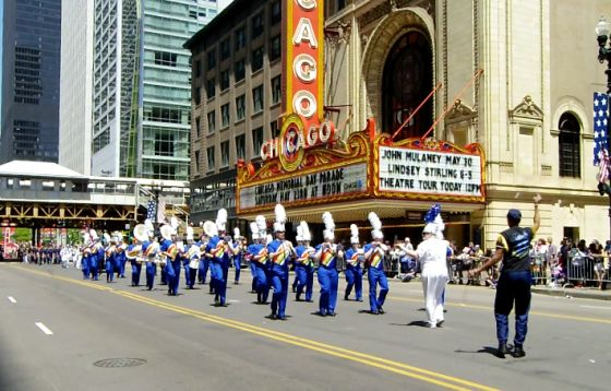 LGBT-veterans-Lakeside-Pride-Freedom-Marching-Band-join-Memorial-Day-Parade
