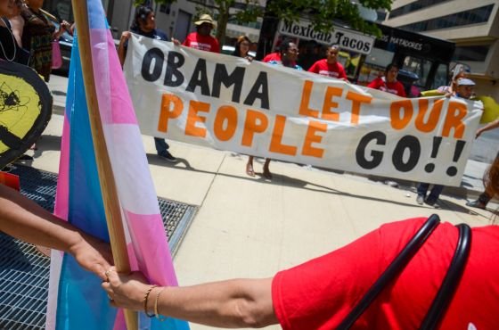 Trans-queer-immigrants-demand-ICE-release-LGBTQ-detainees-