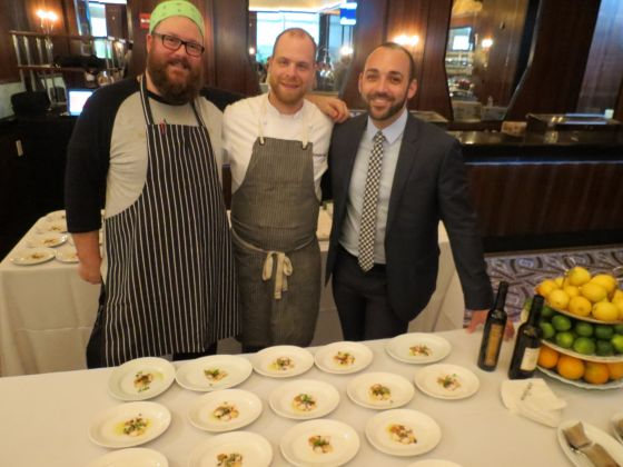 Chefs-holds-annual-event-in-new-spot-Starving-at-Venue-One