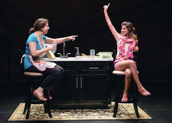 THEATER REVIEW  The Who & the What