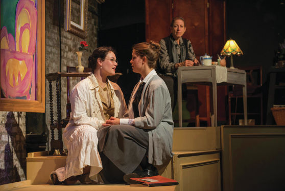 THEATER REVIEW Loving Repeating