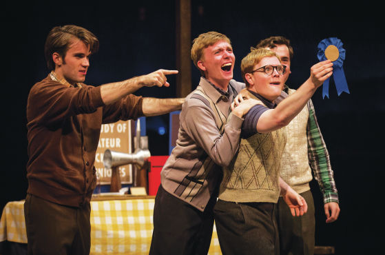 THEATER-REVIEW-October-Sky