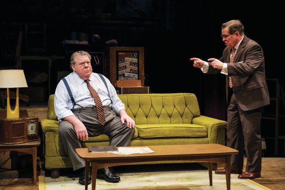 THEATER-REVIEW-Funnyman