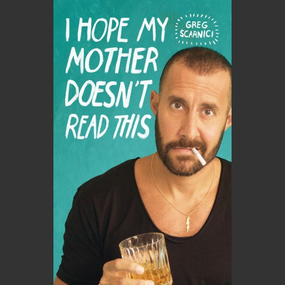 BOOKS Read this! Chatting with 'I Hope My Mother...' author Greg Scarnici
