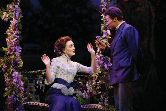 THEATER REVIEW  A Gentleman's Guide to Love and Murder