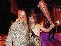 Howard Brown President/CEO David Ernesto Munar (right). Photo by Gretchen Rachel Hammond.