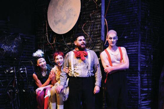 Theater Spotlight; Critics' Picks