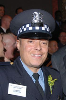 Chicago lesbian police officer
